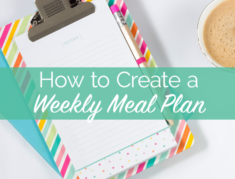 how to create a meal plan, easy meal plan, meal plan tips, weight loss meal plan, healthy grocery list, plan your meals, easy meal plan tips